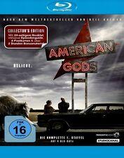 American Gods - Die komplette 1. Staffel (Collector's Edition)   4-Blu-ray   069
