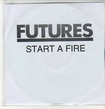 (CZ720) Futures, Start A Fire - DJ CD