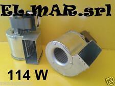 Ventilatore Centrifugo Motore elettrico 114 W Monofase 258 m3/h aspiratore