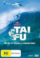 Red Bull - Tai Fu - The Art Of Surfing A Typhoon Swell (DVD, 2008)-REGION 4