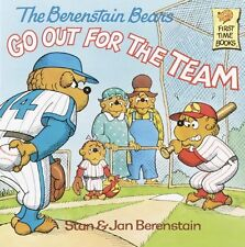 The Berenstain Bears Go Out For The Team (Turtleback School & Library Binding Ed
