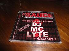 DJ MC Lyte - The sh*t I Never Dropped Rap CD - LL Cool J Rah Digga Eric Sermon