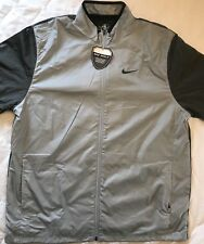 Nike Golf Mens Full Zip Shield Jacket - XL