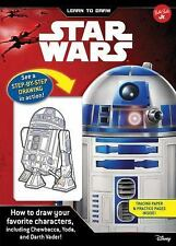 LEARN TO DRAW STAR WARS - WALTER FOSTER JR. CREATIVE TEAM (COR) - NEW BOOK