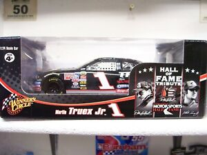 2006 1/24 #1 MARTIN TRUEX JR BASS PRO SHOP / TRACKER  HALL OF FAME TRIBUTE