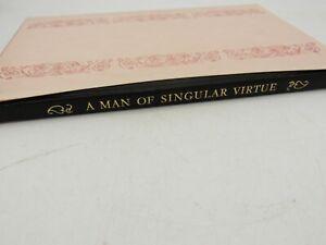 A Man of Singular Virtue Thomas More Folio Society London 1980 Slip Case Unread
