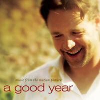 Various Artists - A Good Year (Original Soundtrack) [New CD]