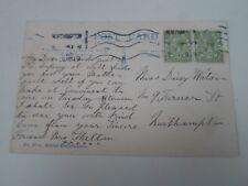 Genealogy PC: Daisy Watson 9 Turner St Northampton 1919 Family History §A989