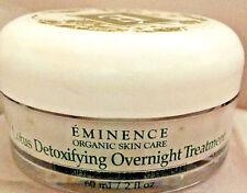Eminence Lotus Detoxifying Overnight Treatment 2oz~NEW ~FREE SHIP