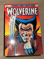 Wolverine Omnibus Volume 1 Hardcover 2009 Marvel Comics First Printing