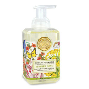 Summer Days Foaming Hand Soap by Michel Design Works