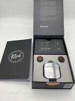 Klipsch T5 True Wireless bluetooth In-Ear Headphones Remote & Microphone-Silver