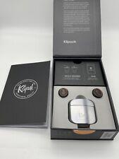 Klipsch T5 True Wireless In-Ear Headphones w/ Built-In Remote & Microphone