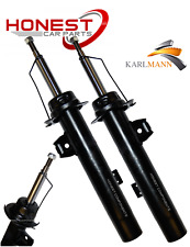 For BMW 1 Series 2003> FRONT SHOCK ABSORBERS X2 NEW PAIR L/R (shockers)