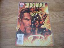 Iron Man Hypervelocity #2 (2007) Marvel Comics VF/NM