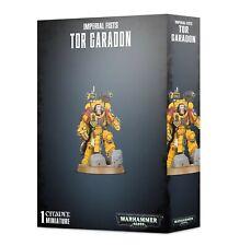 ON STOCK! Imperial Fists: Tor Garadon miniature
