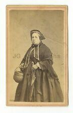 19th Century Fashion - 1800s Carte-de-visite Photo - R.A. Lewis of New York
