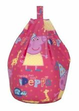 Children's Peppa Pig Beanbags and Inflatables