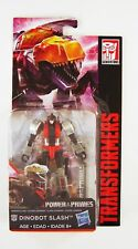 TRANSFORMERS: GENERATIONS POWER OF THE PRIMES LEGENDS CLASS DINOBOT SLASH FIGURE