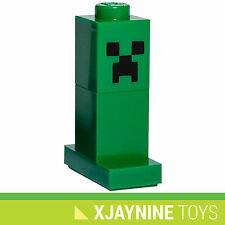 LEGO Minecraft Creeper Minifig Genuine and Official LEGO Figure! NEW RARE
