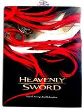 Heavenly Sword Press Kit Prensa PS3 Playstation Videogame Mint Videojuego Retro