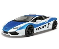 Maisto 1:24 Lamborghini HURACAN LP610-4 Diecast Model Racing Police Car Vehicle