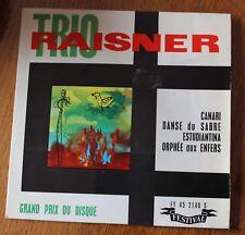 Trio Raisner - Albert Raisner, canari,  EP - 45 tours