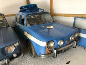 1966 Renault 8 Gordini, original R8 gordini project, 1 owner , rare, rhd
