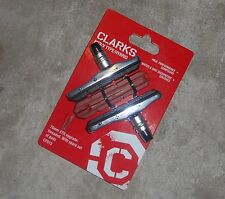 Clarks Direct/Linear Pull (V-Brakes) Bicycle Brake Pads