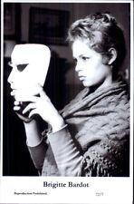 Beautiful Actress BRIGITTE BARDOT 72/7 Swiftsure 2000 Postcard GREAT QUALITY