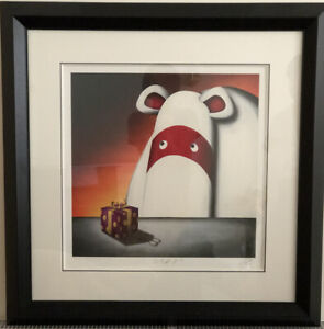 """PETER SMITH LIMITED EDITION PRINT """"IS THAT IT """""""