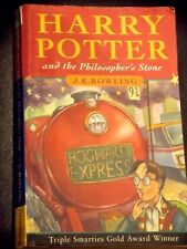 BOOK 1 HARRY POTTER AND THE PHILOSOPHER'S STONE J.K ROWLING PAPERBACK
