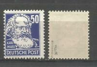 DDR   337  postfrisch  tiefst geprüft  Schönherr