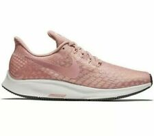 Nike Air Zoom Pegasus 35 Women's Running Shoes 942855 603 Rust Pink New