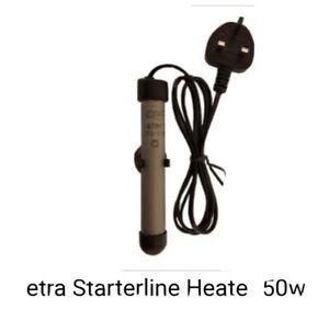 Tetra Starter line 50W preset  aquarium heater