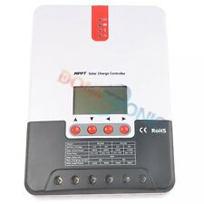 40A 30A 20A MPPT Solar Charge Controller 12V/24V Solar Regulator Max PV 100V CE
