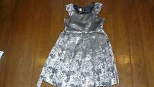 Bonnie Jean dress youth size 14 with gold and black Girls