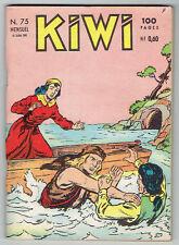 KIWI n°75 – Editions LUG – Juillet 1961 – TTBE