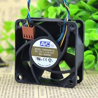 AVC DS06025R12U 453068-001 60mmx25mm Cooler Fan HP DC 7800 7900 0.26A 4Pin B100