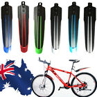 Cycling Mountain Bike Bicycle Front Rear Mudguard Fender Mud Guard Set OBIRE 47