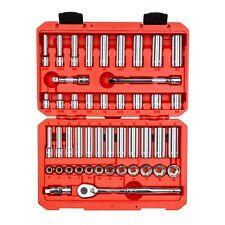 47-pc. 3/8 in. Drive Socket Set (Inch/Metric) TEKTON 15301