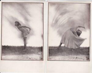Senta Kogan(Sonja Gaze)Tanz,Autograph,Schülerin Isadora Duncan,1931 Aleksandrovo