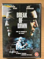 Break of Sawn DVD 2002 Revenge Thriller Film Movie