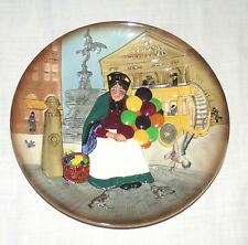 Royal Doulton Balloon Seller 10 inch Plate D6649 1979 - Excellent