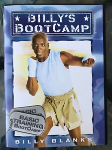 Billy's Bootcamp by Billy Blanks (2004, Exercise, Region 4 DVD)