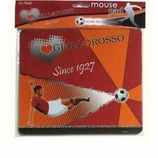5.5mm Tessuto Tappetino Mouse Pad Rosso per tutti i tipi di topi ** NUOVO **