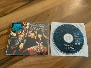 MR BIG Dancin Right Into The Flame OOP 1996 GERMANY CD single