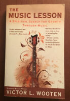 The Music Lesson: A Spiritual Search for Growth Through Music , Wooten, Victor L