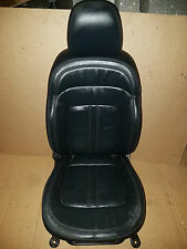 2013 KIA SPORTAGE FRONT PASSENGER LEFT HEATED LEATHER SEATS BLACK OEM