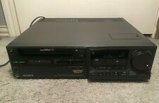 Sony Sl-Hf1000 Super Beta Betamax Vcr Video Cassette Recorder (For Parts)